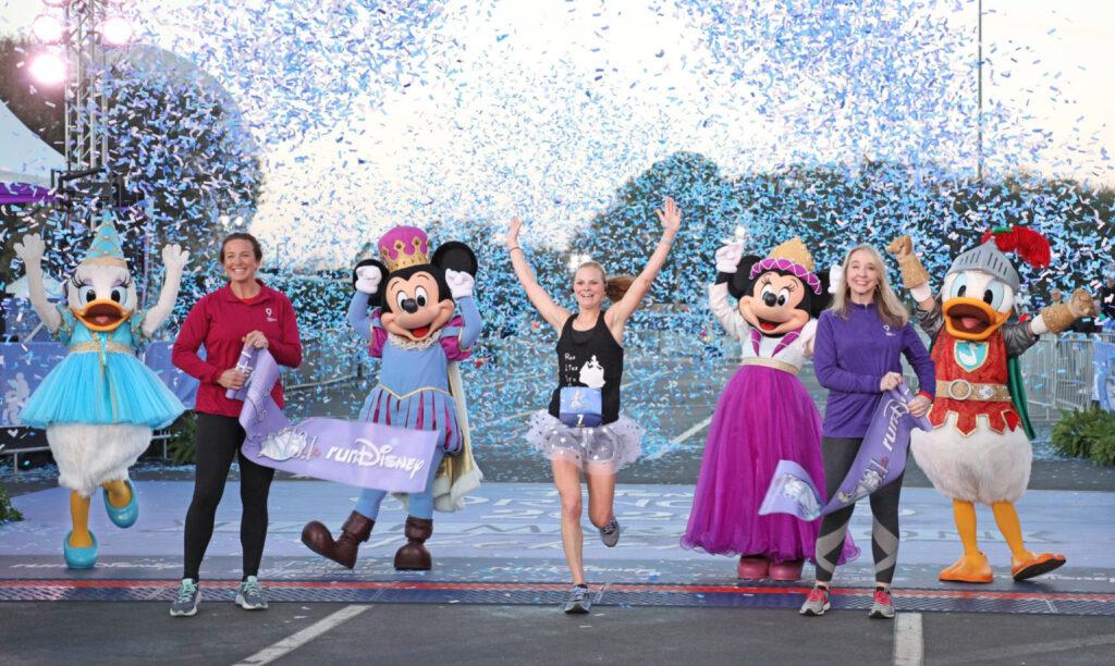 disney princess half marathon winner 2020