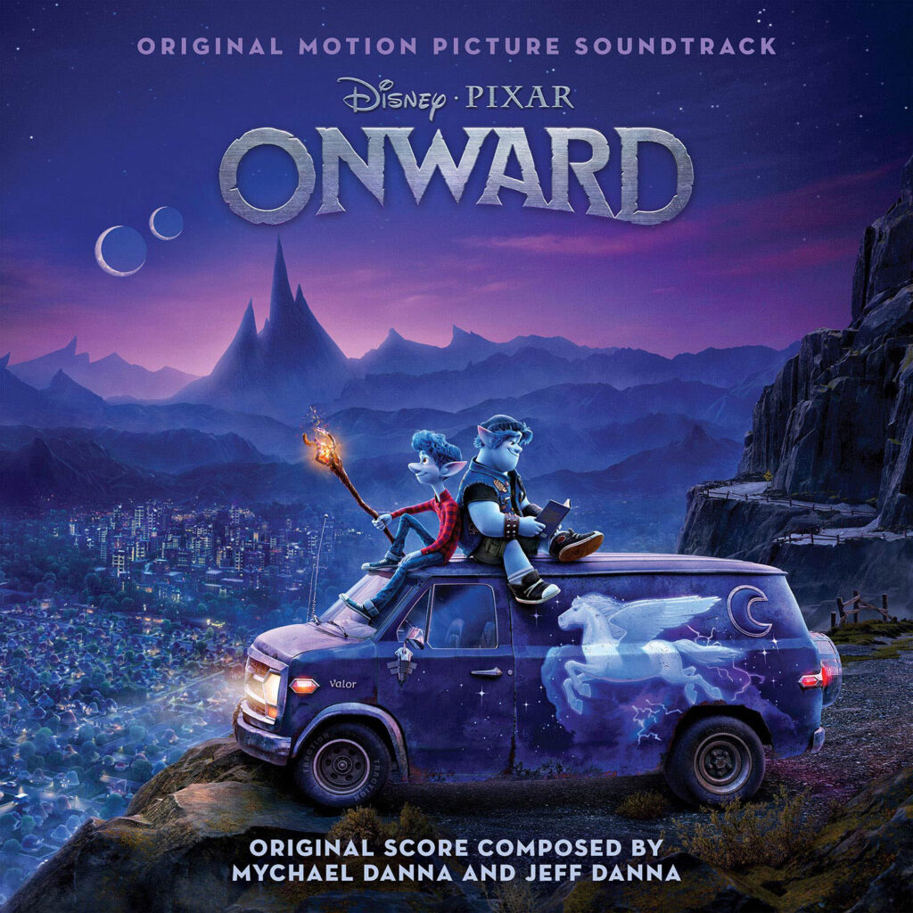 "Disney and Pixar's ""Onward"" Soundtrack Available 2/28"