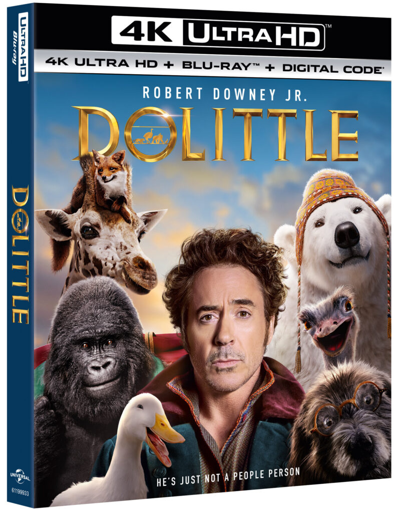 Get Ready to Bring Dolittle Home