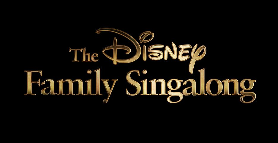 DISNEY FAMILY SING ALONG
