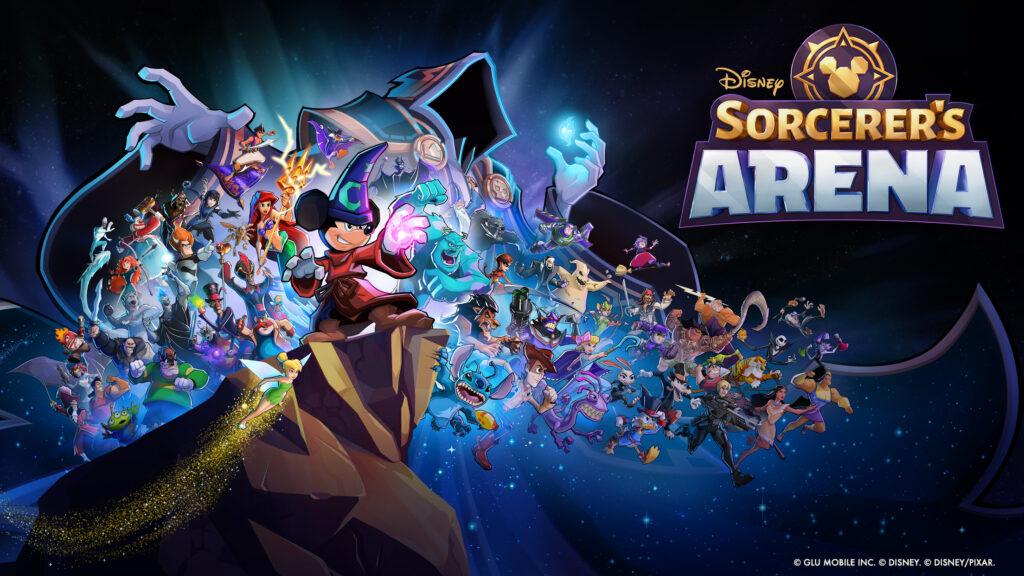 Disney Sorderer's Arena_Worldwide