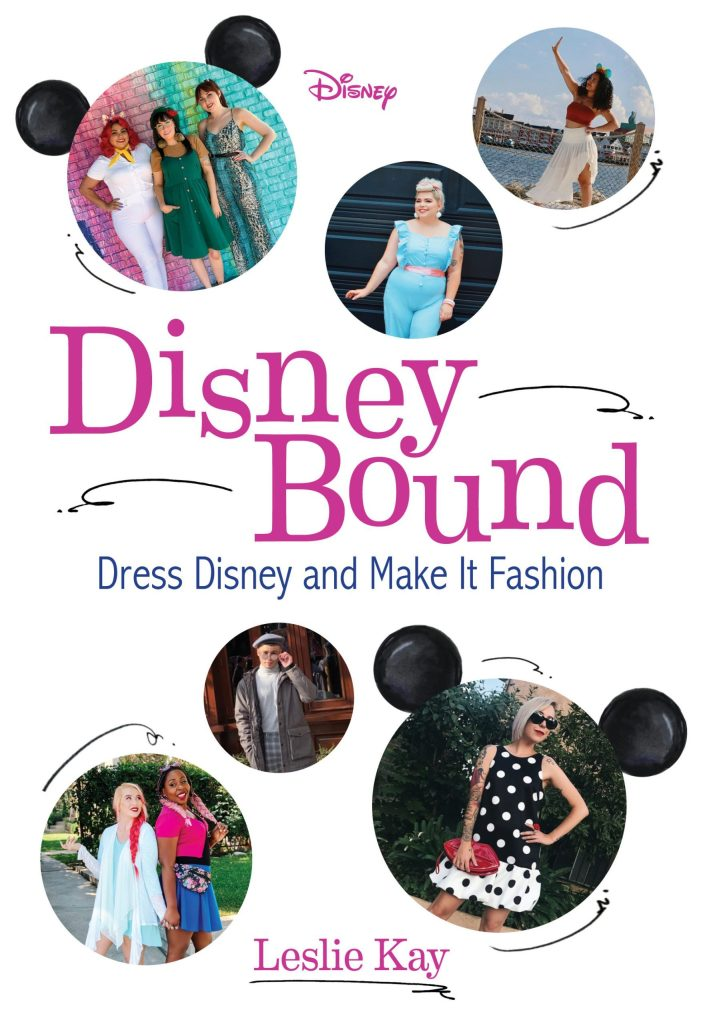 DisneyBound: Dress Disney and Make It Fashion by Leslie Kay (review)