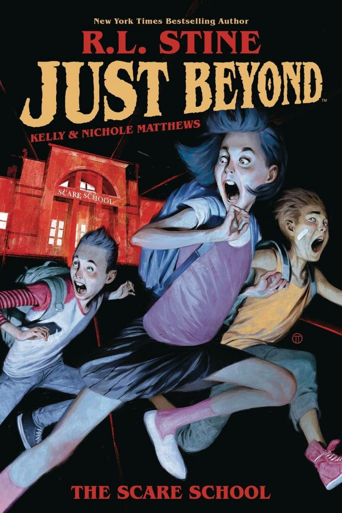 Just Beyond Cover Art Courtesy of Boom Studios[2]