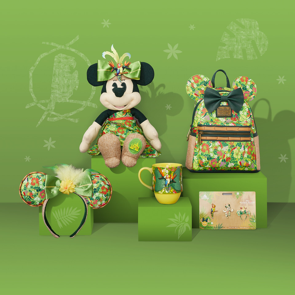 ShopDisney Launches Minnie Mouse: The Main Attraction