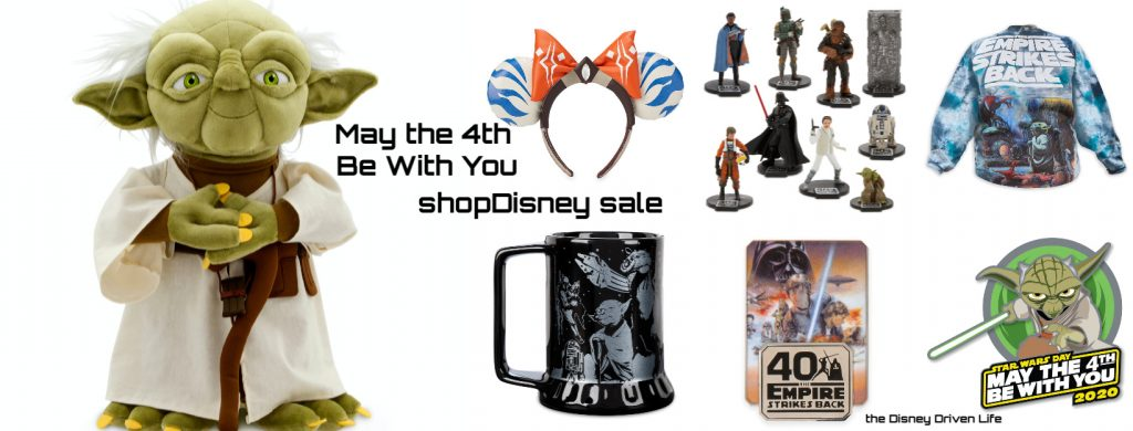 shopDisney May the 4th Star Wars Day sale