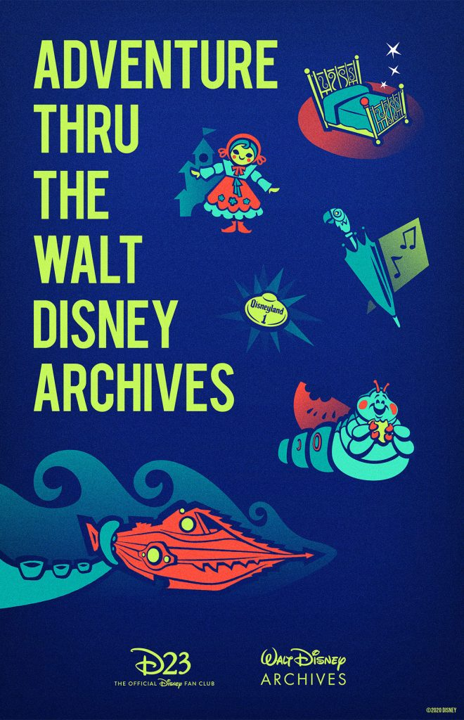 d23 Walt Disney Archives