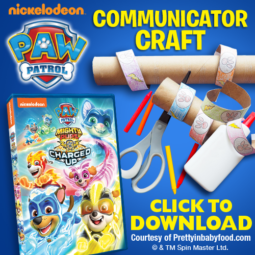 paw patrol mighty pups charged up craft