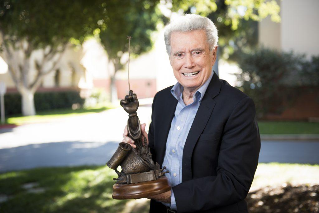 Regis Philbin Disney Legend