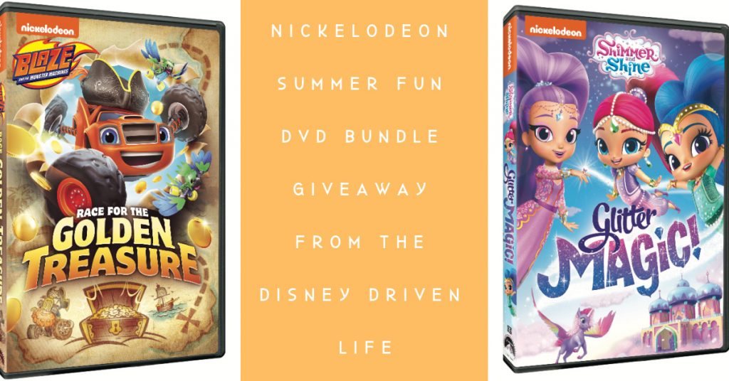 Summer Fun DVD Bundle giveaway