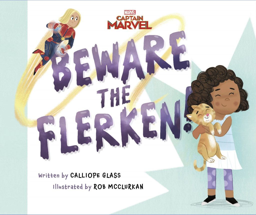 captain marvel beware the flerken