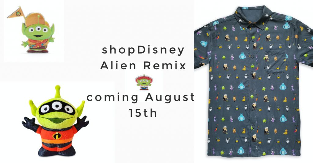 shopdisney alien remix collection