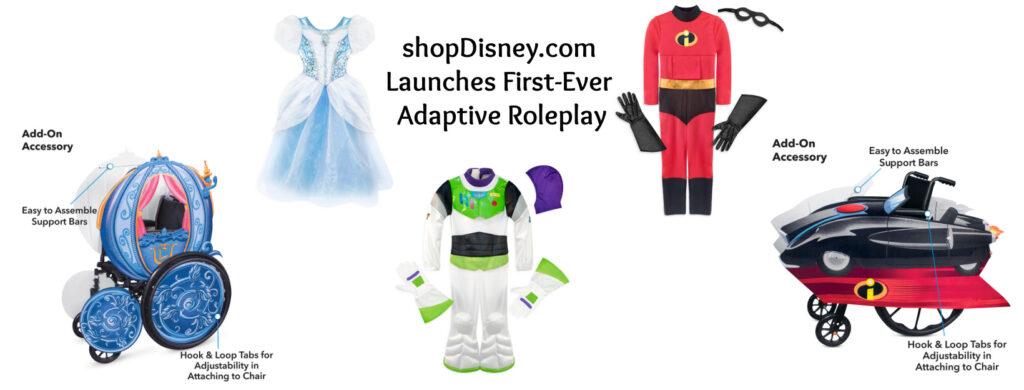 shopdisney adaptive role play