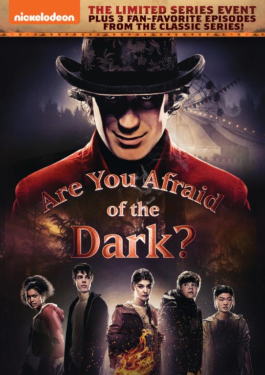 nickelodeon are you afraid of the dark