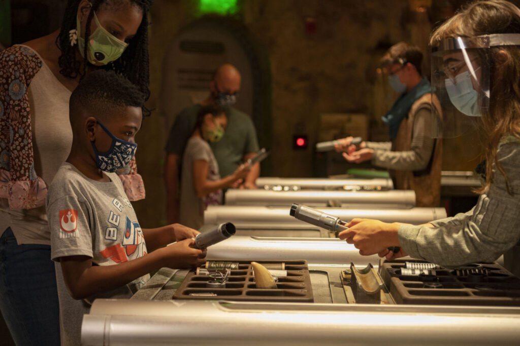 Savi's Workshop at Disney's Hollywood Studios