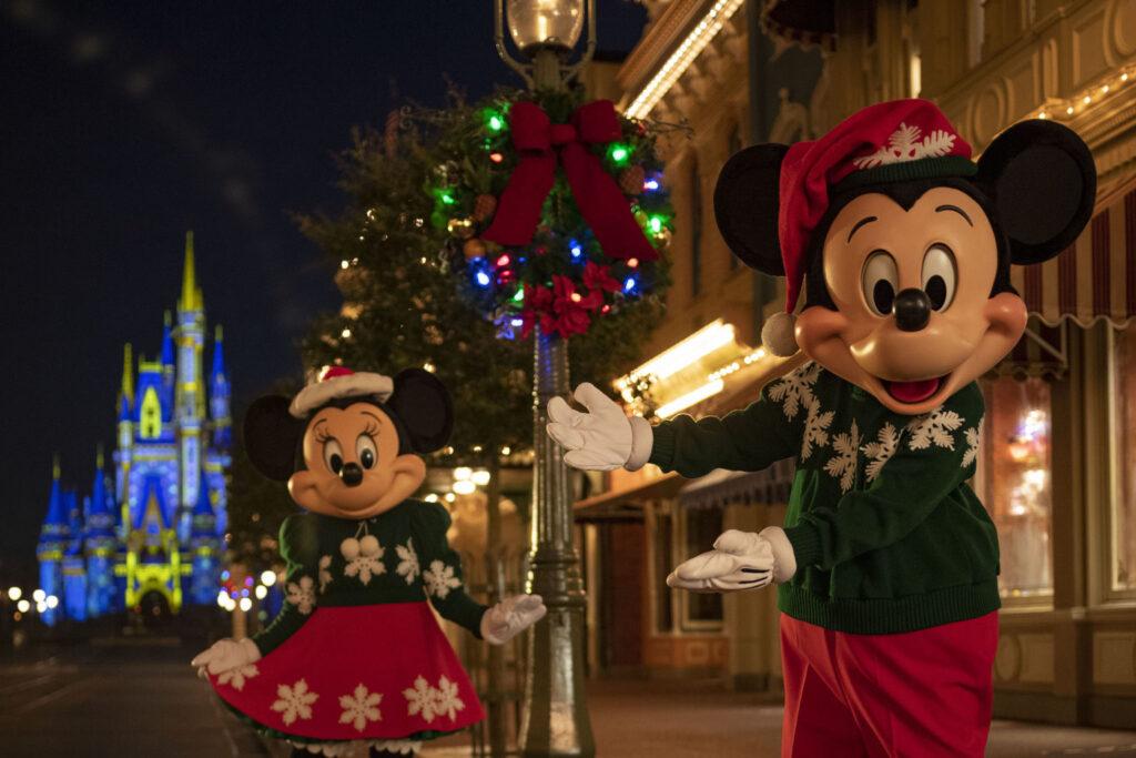 Walt Disney World Resort Reimagines Holiday Traditions for 2020