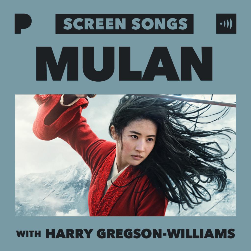 screen songs mulan pandora playlist
