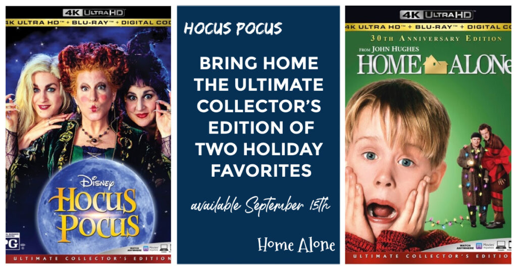 Hocus Pocus Home Alone