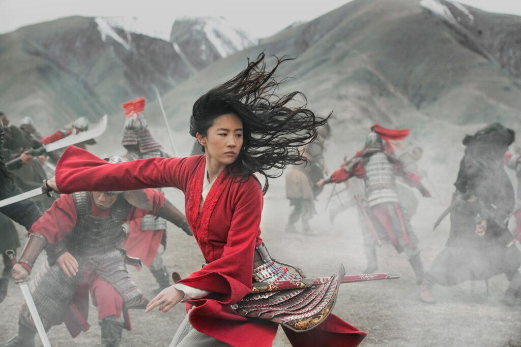 Mulan costume design 4