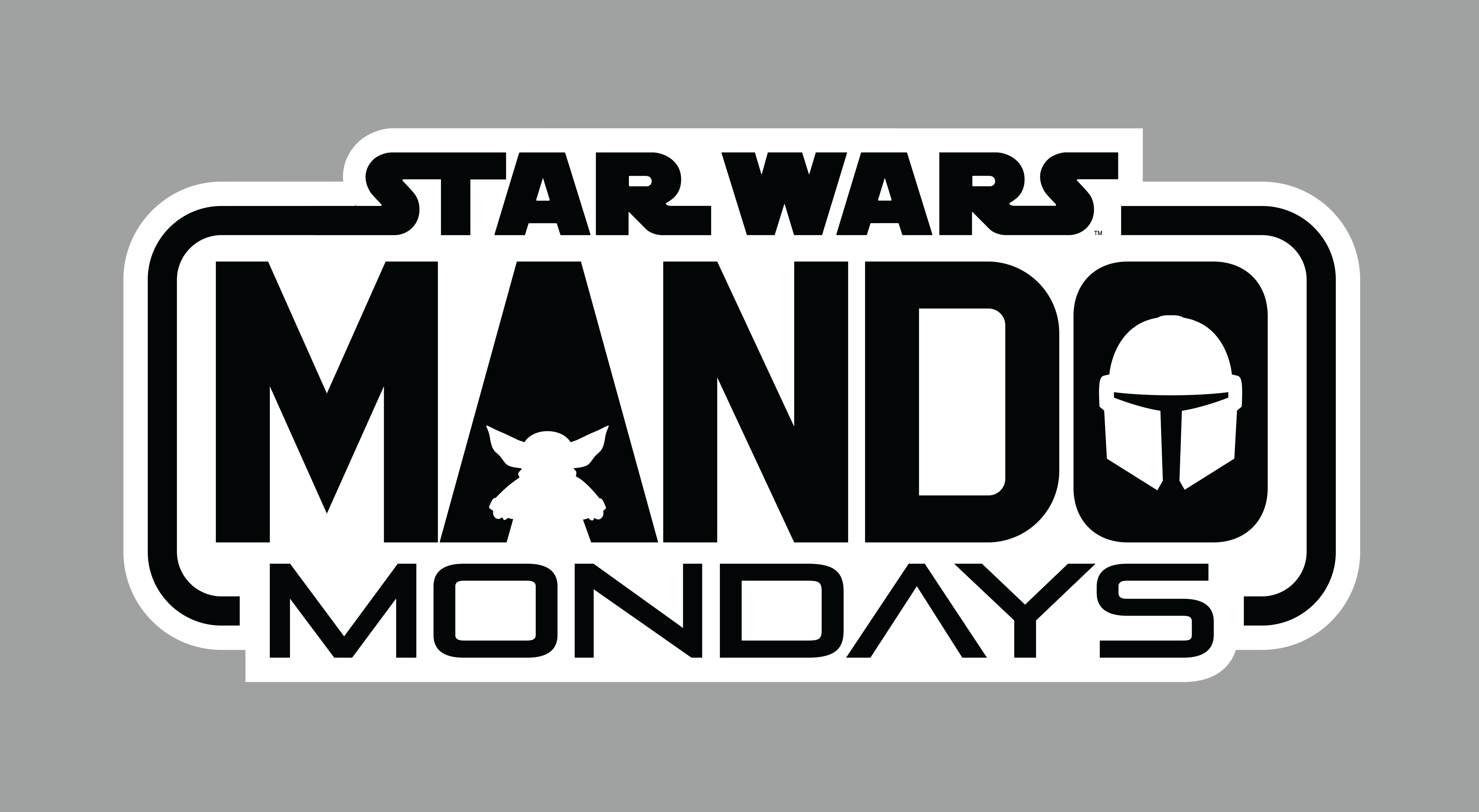 mandalorian Monday Star Wars