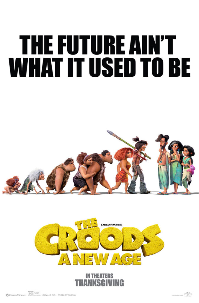 Croods: New Age