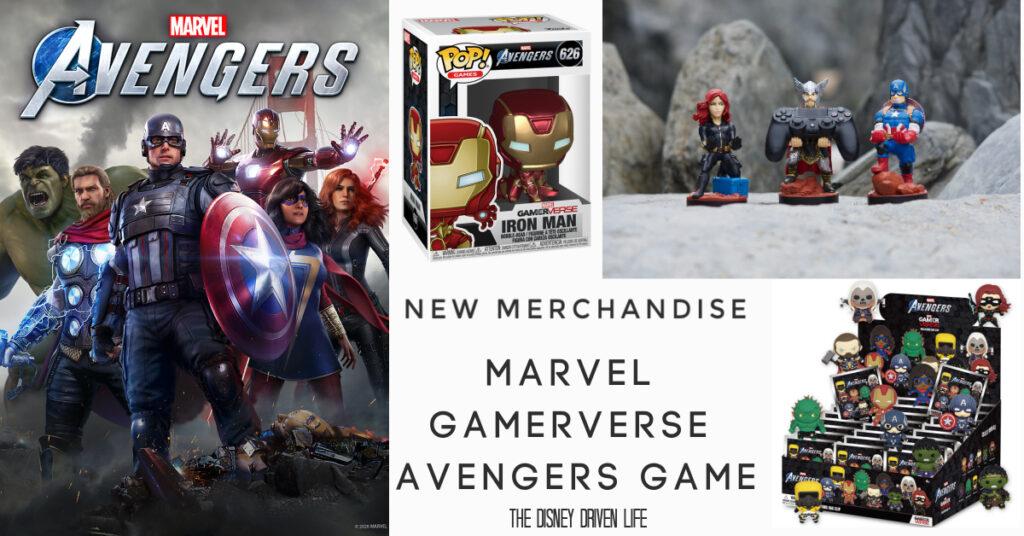 marvel gamerverse avengers game