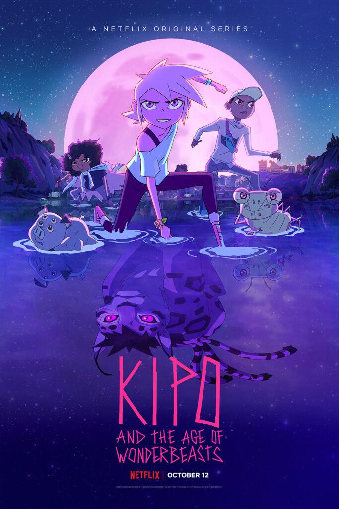Kipo Dreamworks Netflix