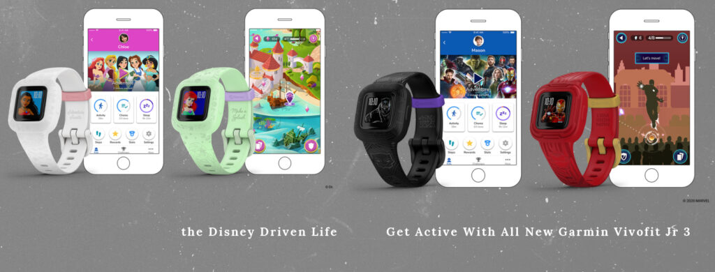 Get Active With All New Garmin Vivofit Jr 3