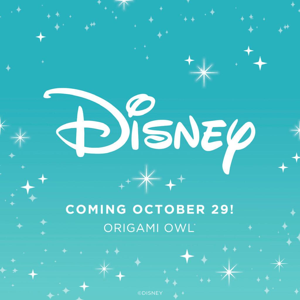 disney x origami owl