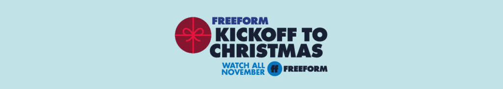 freeform kickoff to Christmas