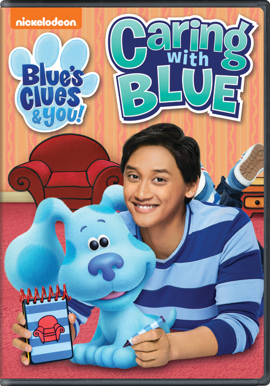 blue's clues and you caring with blue