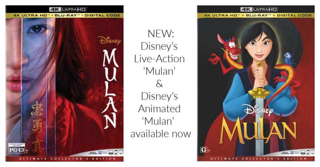 mulan release