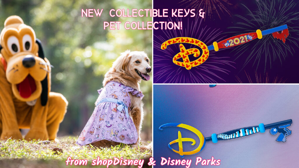 New keys & pet collection