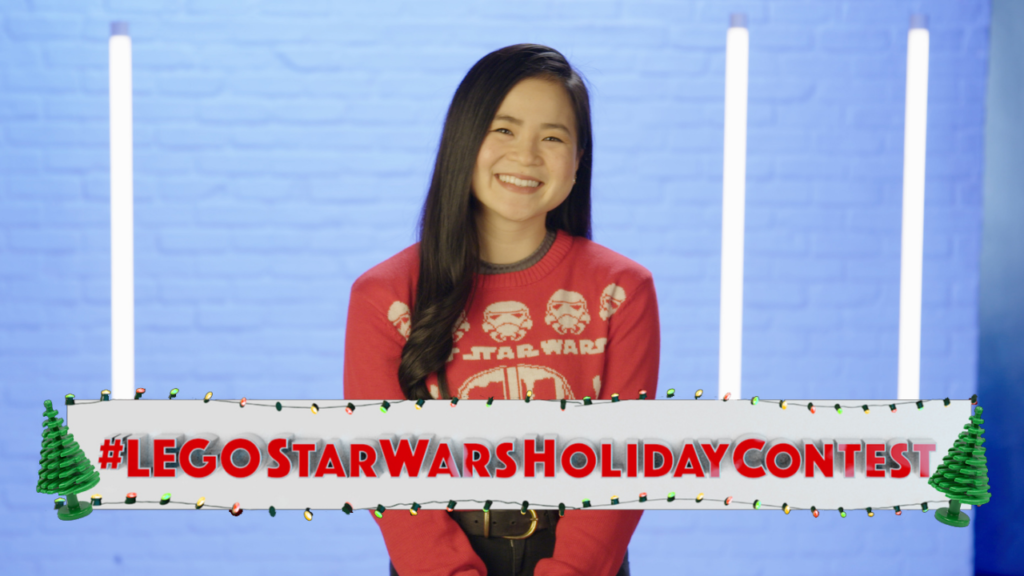 LEGO Star Wars Holiday Contest