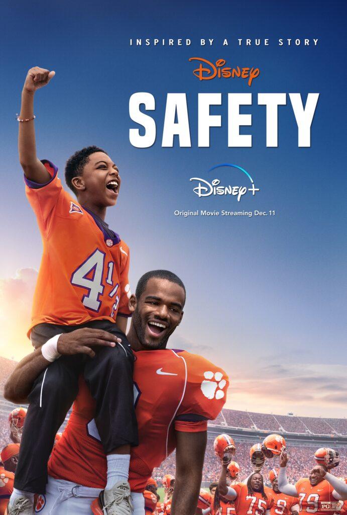 safety disney+