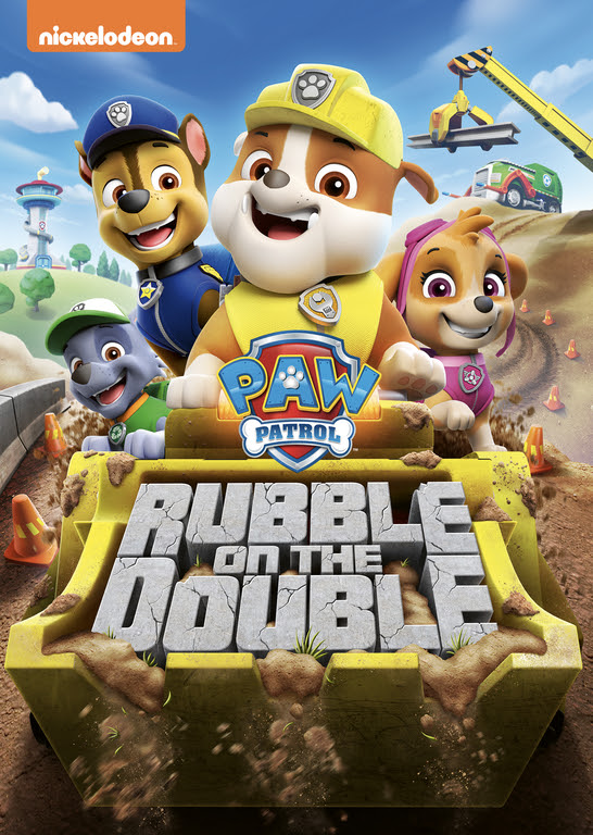 Paw Patrol Rubble on the Double