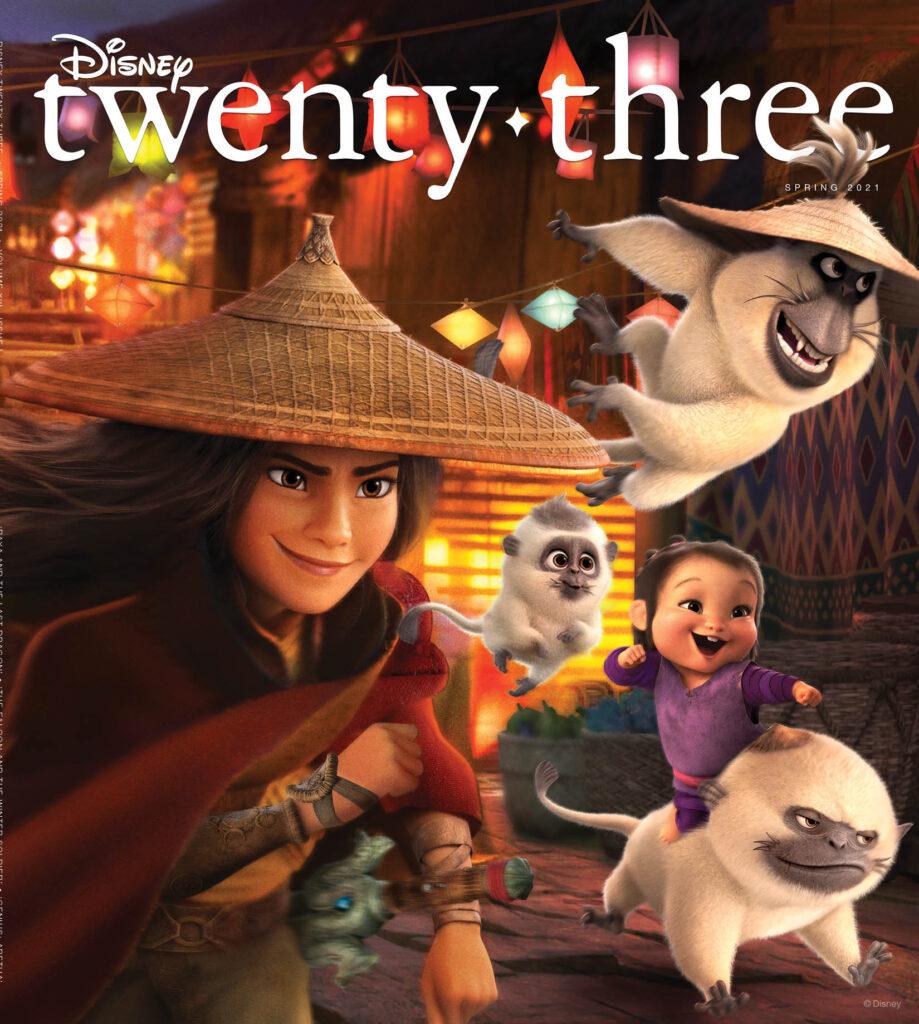 Disney Twenty Three cover