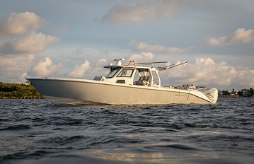 Solace 41 – Queen of the Show from Atlantic Marine Orlando Boat show