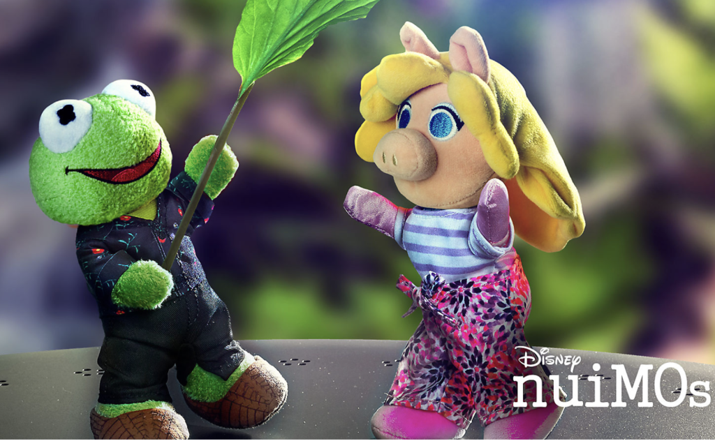 Disney nuimo March Miss Piggy Kermit