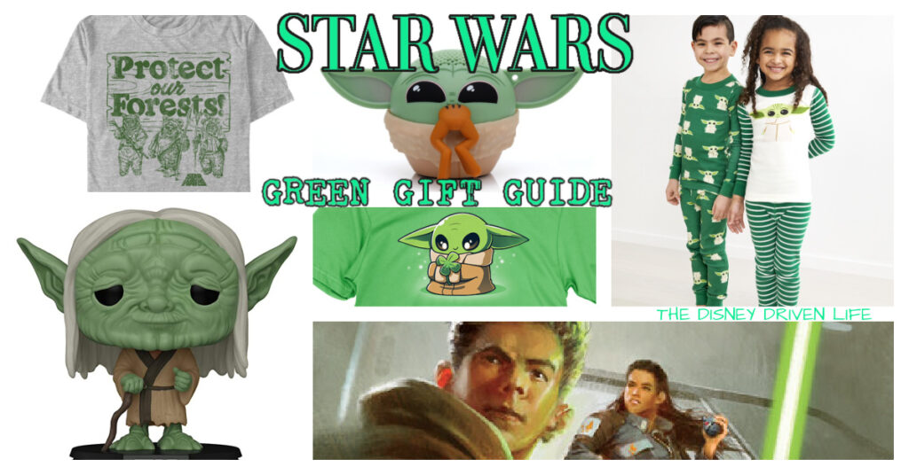 star wars green gift guide