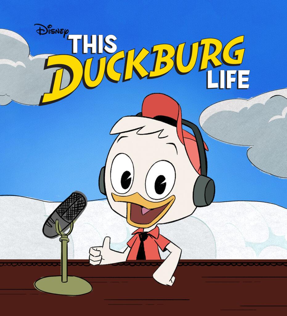 THIS DUCKBURG LIFE