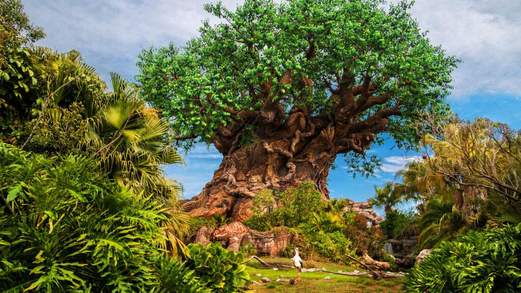 Earth Week Celebration at Disney's Animal Kingdom Theme Park