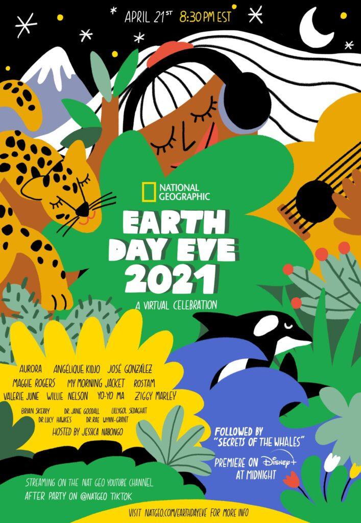 Earth Day Eve: A Virtual Celebration | the Disney Driven Life