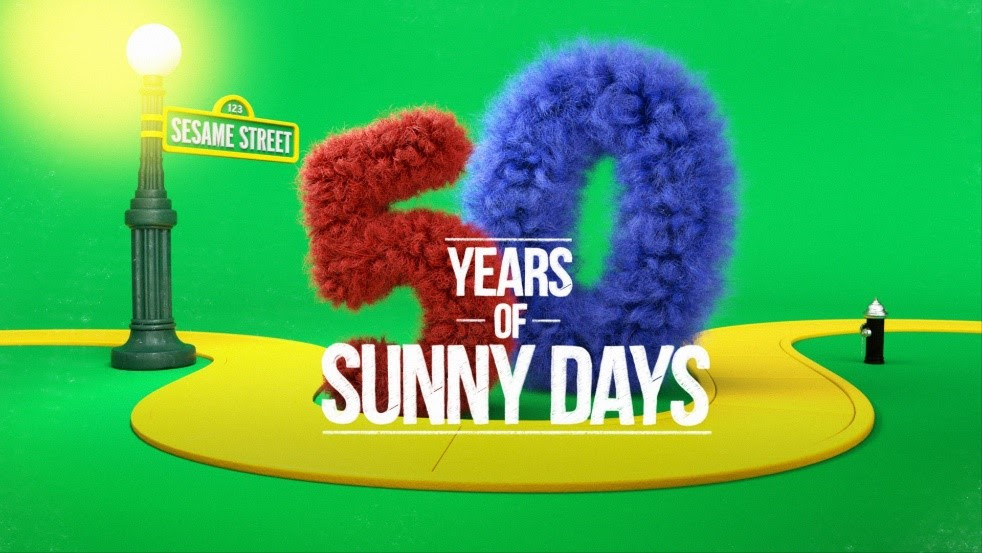 Sesame Street: 50 Years of Sunny Days Coming to ABC *Special* | the Disney Driven Life