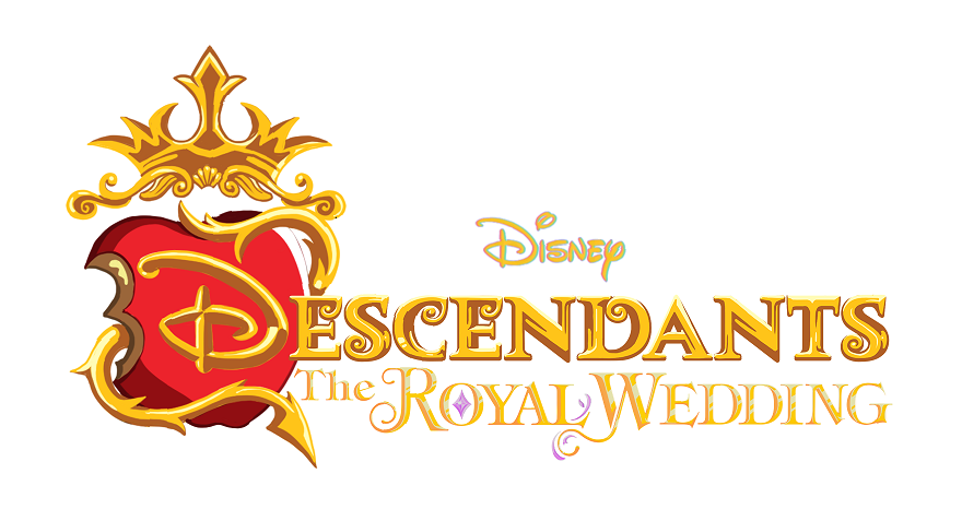 descendants royal wedding