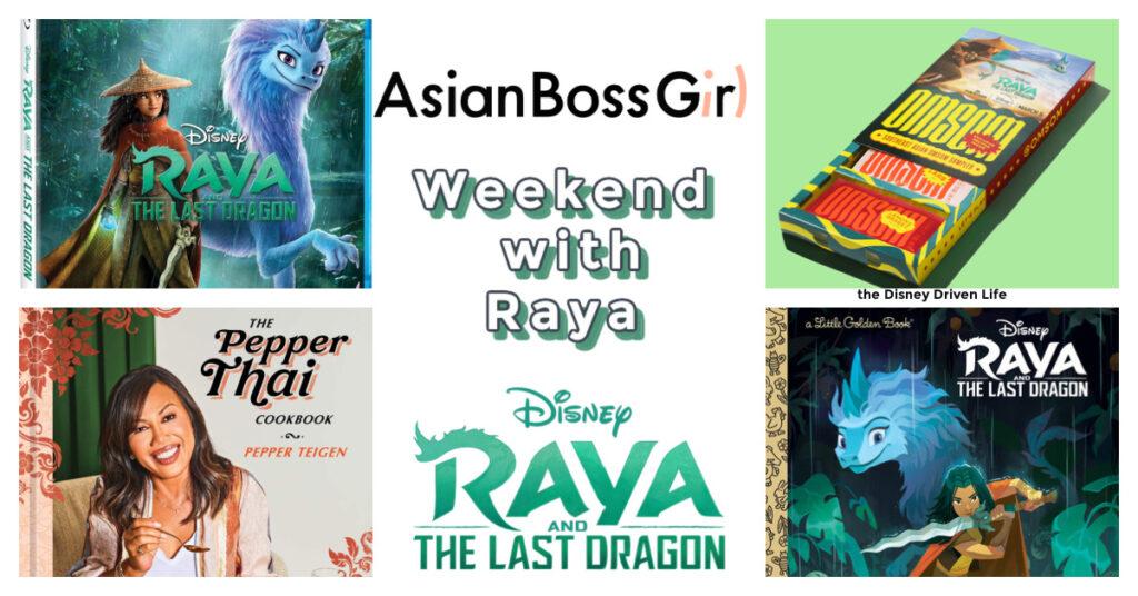 AsianBossGirl weekend