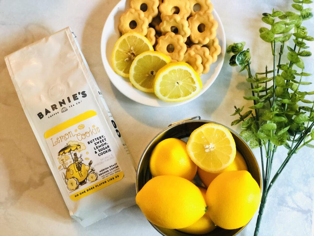 Barnie's Lemon Cookie