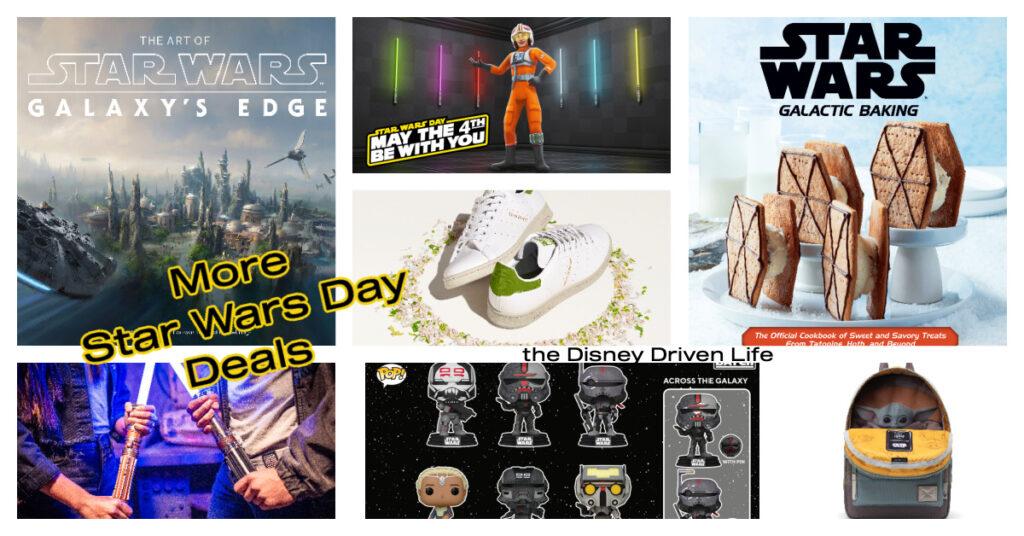 Star Wars Day deals