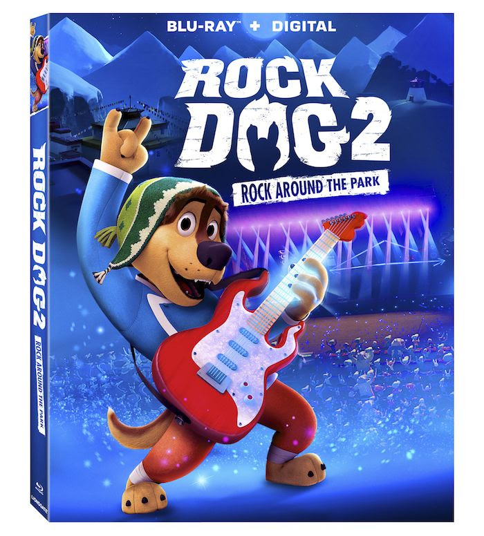 rock dog 2 lionsgate