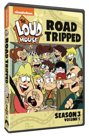 loud house season 3 dvd