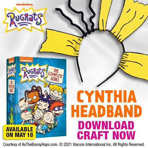 rugrats Cynthia headband
